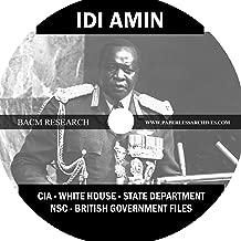Idi Amin White House - State Department - NSC - CIA - British Government Files