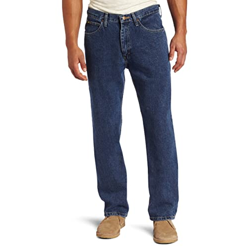 Men's Relaxed Fit Jeans: