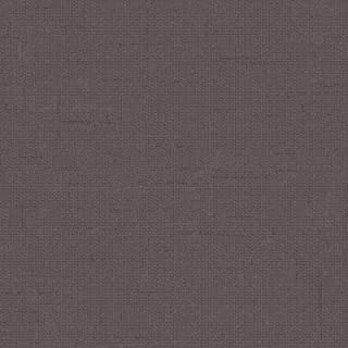 Tempaper Charcoal Burlap   Designer Removable Peel and Stick Wallpaper