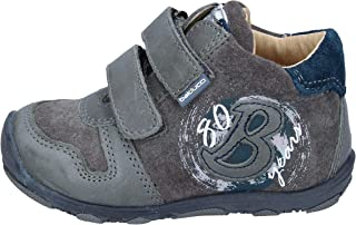 Fashion-Sneakers Baby-Boys Suede Grey
