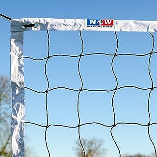 Vermont Sports Beach Volleyball Net (Cord Headline) | FIVB Regulation Backyard & Beach Net