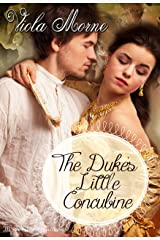 The Duke's Little Concubine (The Marquis' Runaway Miss Book 2) Kindle Edition