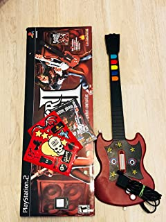 Guitar Hero Wired Red OCtane PSLGH Guitar