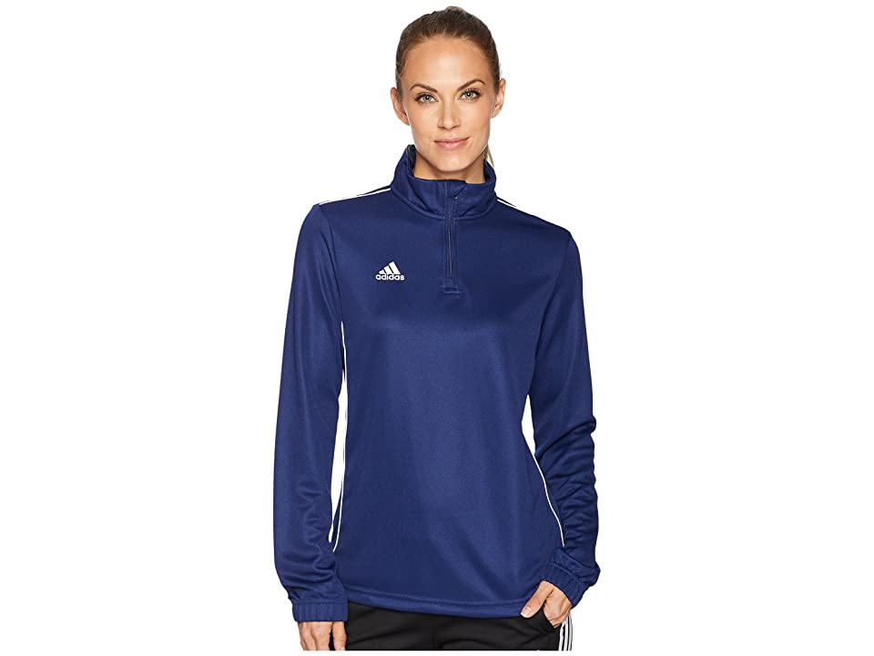 adidas Core 18 Training Top (Dark Blue/White) Women