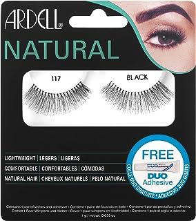 Ardelll Eyelash Fashion Lashes 117 Black-, 1265005