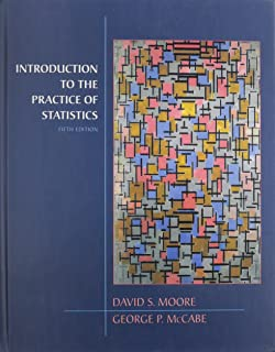 Introduction to the Practice of Statistics w/CD & Chapters 14-17
