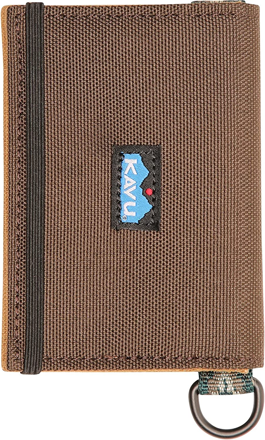 KAVU Billings Bifold Wallet with Coin Pocket and Key Ring
