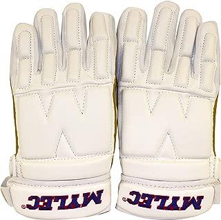 mylec elite street dek hockey gloves