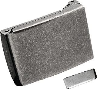 Replacement Buckles for Military Style Belts in 1.5in or 3.8cm Width Assorted Finishes