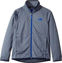 The North Face Kids Tech Glacier Full Zip (Little Kids/Big Kids)