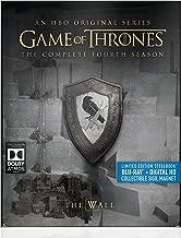 Game of Thrones: S4 (StlBk/BD+DC)