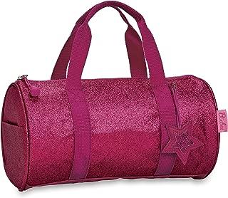 Bixbee Duffle Sparklicious Glitter Duffel Bag