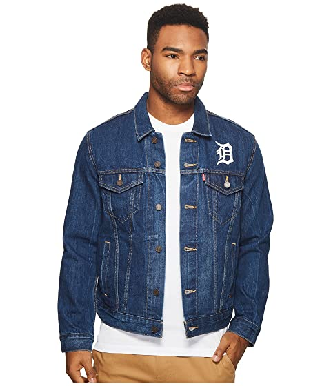 Tigers Trucker Detroit Mens Levi's® Denim qz4Hxg