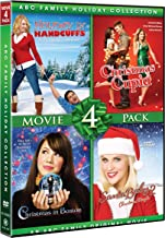 ABC Family Holiday Collection - Movie 4 Pack: (Christmas Cupid, Christmas In Boston, Holiday In Handcuffs, Santa Baby 2)