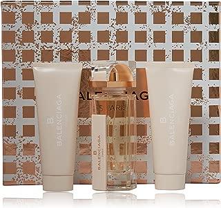 B. Balenciaga Skin by Balenciaga for Women, Eau De Parfum, 3 Pc Set Limited Edition