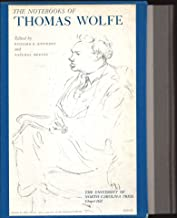 The Notebooks of Thomas Wolfe. 2 Volumes.