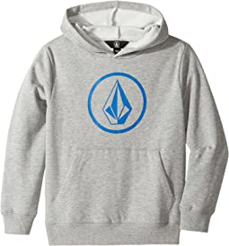 Volcom Kids - Stone Pullover Hoodie (Toddler/Little Kids)