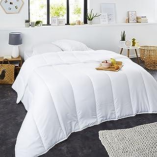 Sweetnight - Couette été 220g/m² | 220x240 cm | Fine et Légère | Douceur et Confort | Lavable | Enveloppe 100% Microfibre