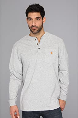 Workwear Pocket L/S Henley