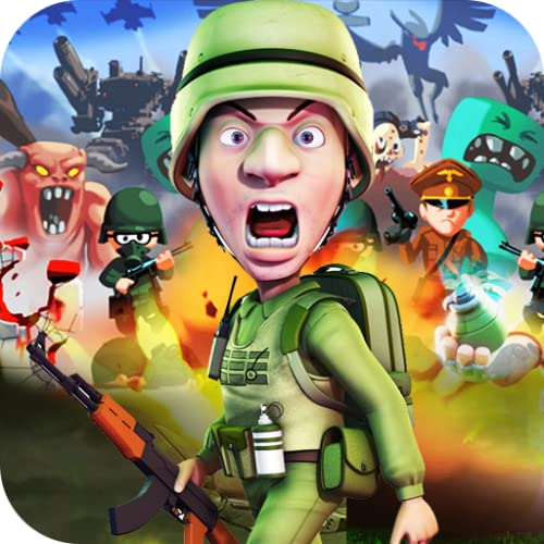 Rush War - World War Army Clash Battle Simulator Games