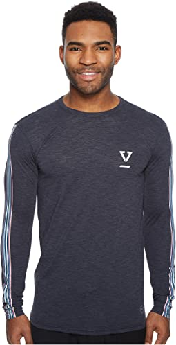 VISSLA - Dredgers Long Sleeve Surf Tee