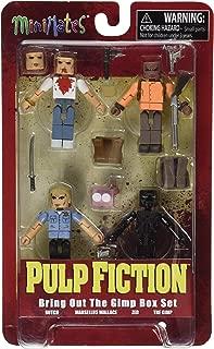DIAMOND SELECT TOYS Pulp Fiction: 20th Anniversary Bring Out The Gimp Minimates Action Figure Box Set