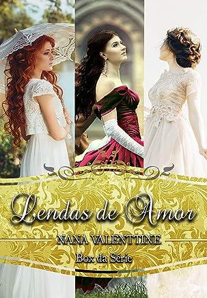 Lendas de Amor - Box da Série: Contem livros 1, 2, e 2.5
