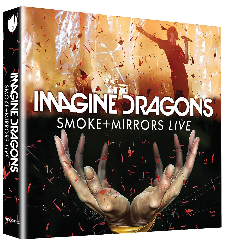 Smoke Mirrors Live CD Blu-ray BD Discount mail order Luxury