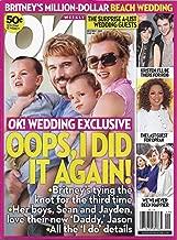 Britney Spears & Jason Trawick l Kristen Stewart & Robert Pattinson l Oprah Winfrey l Tom Cruise, Katie Holmes & Suri Cruise - December 7, 2009 OK!