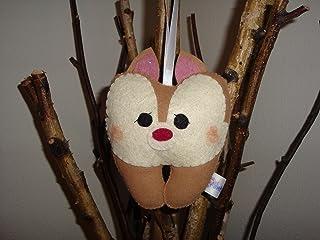Porta dentini da latte con scoiattolo Cip idea regalo bambino bambina
