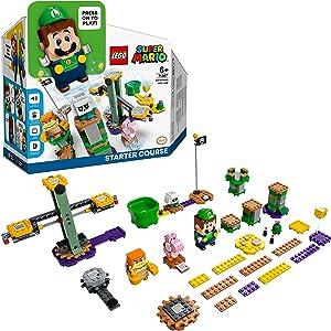 レゴ(LEGO) スーパーマリオ レゴ ルイージ と ぼうけんのはじまり 〜 スターターセット 71387