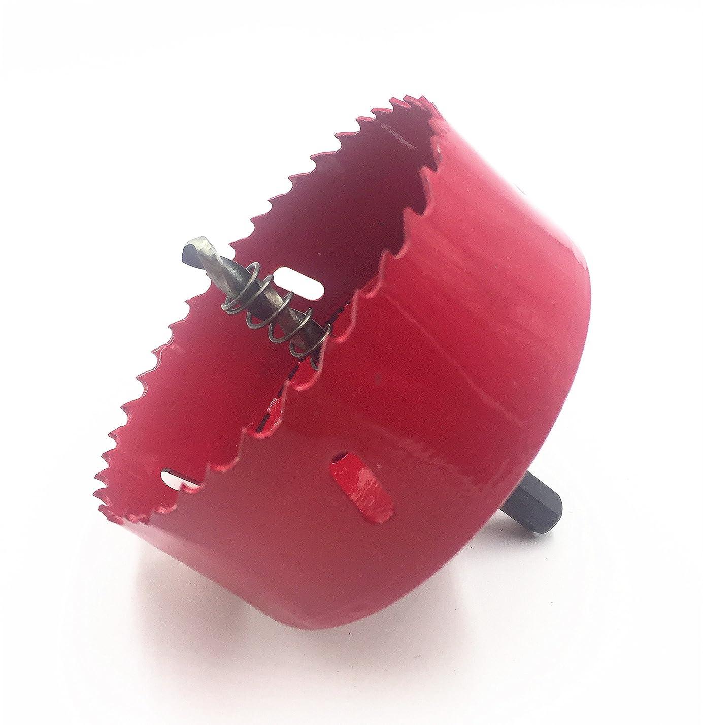 期待するロール歴史家TSUCIA ホールソー 電動ドリル ビッド ボール盤 対応 穴開け 切削工具 道具 器具 (90)
