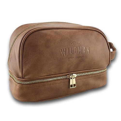 Wildman™ Men s Toiletries Bag - Wash Bag 3112cde4ef425