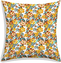 RADANYA Decorative Throw Pillow/Cushion Covers (18 x 18 inch)-Insert not Included