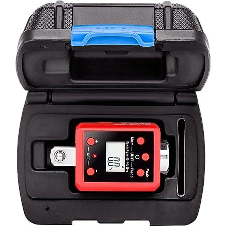 1,5-1000 nm, adaptador de llave dinamom/étrica, medidor de torsi/ón ajustable, pantalla LCD, micro Adaptador de par digital TM4-200AN