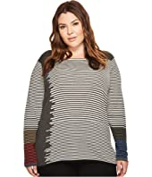 NIC+ZOE - Plus Size Metro Top