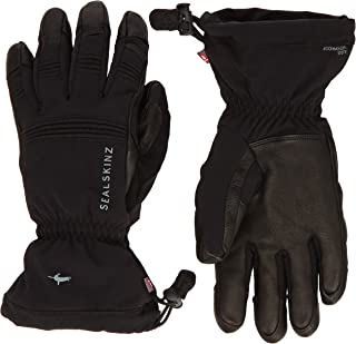 Seal Skinz Extreme Cold Weather Glove Black