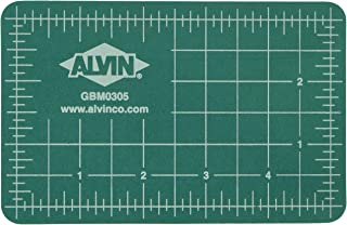 Alvin, Professional Self-Healing Cutting Mats, 3.5 x 5.5 Inches