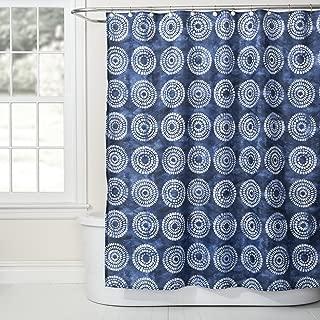 SKL Home by Saturday Knight Ltd. Waterfall Shower Curtain, Blue