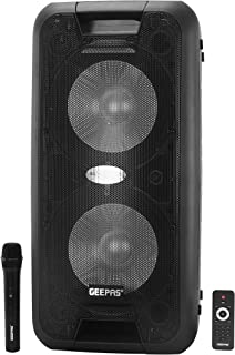 Geepas GMS8574 Portable & Rechargeable Professional Speaker System