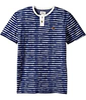 Lucky Brand Kids - Rip Curl Henley Top (Big Kids)