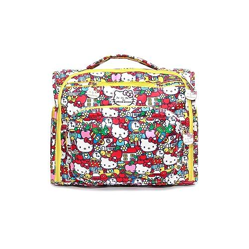 cfc034b1cef6 Ju-Ju-Be Hello Kitty Collection B.F.F. Convertible Diaper Bag