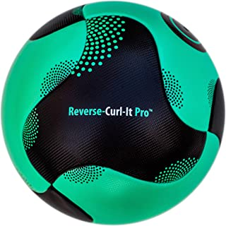 Bend-It Official Soccer Ball Size 5, Reverse-Curl-It
