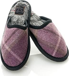 puma fur slippers