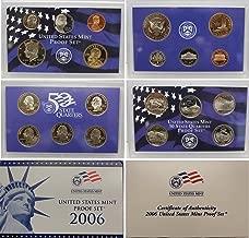 2006 S US Proof Set Superb Gem Uncirculated