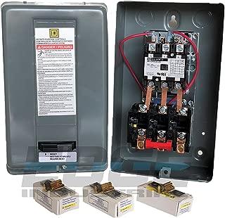 Best square d magnetic motor starter Reviews