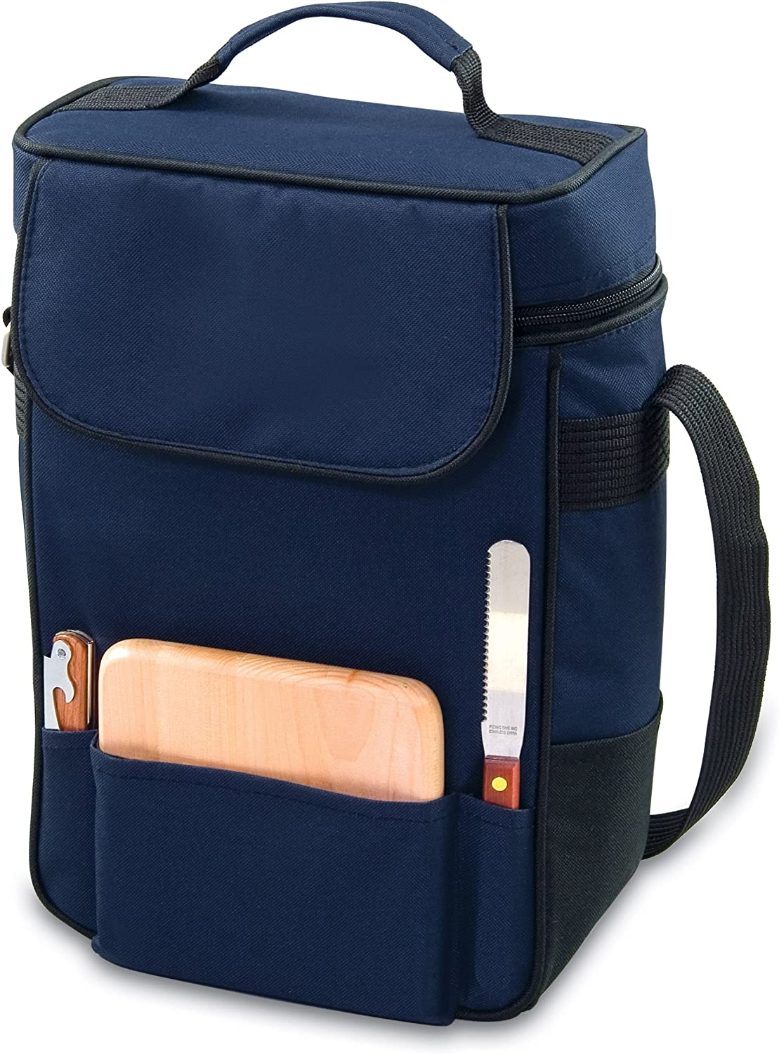LEGACY - a Picnic Time New life Brand Wine Duet and Cheese Tote SEAL limited product Insulated