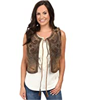 Double D Ranchwear - Bianchi Saddle Bag Vest