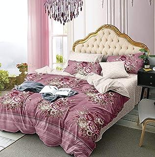 Couette Chaude 600gr/m² 220x240cm Ultra gonflant Douceur extrême_n°19-75 Rose