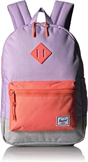 Herschel Heritage Youth, Lavender Crosshatch/Light Grey Crosshatch/Fresh Salmon (multi) - 10312-02746-OS